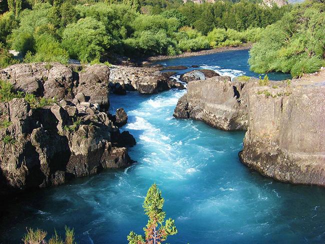Os rios mais bonitos do mundo - Rio Futaleufú, Chile e Argentina
