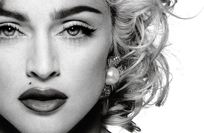 Profissões de famosos antes de serem conhecidos - Madonna