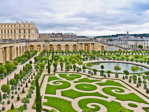 Maravilhas do mundo, jardins de sonho: Jardins do Palácio de Versalhes – Versalhes, França
