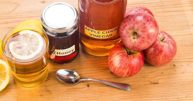 Benefícios do vinagre de maçã - Amaciador natural para o cabelo