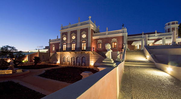 Palácios de Portugal - Palácio de Estói, Faro