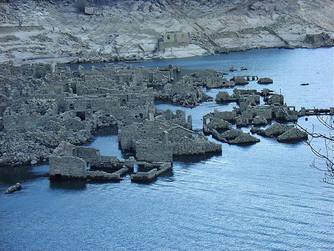 Barragens portuguesas - Barragem de Vilarinho das Furnas