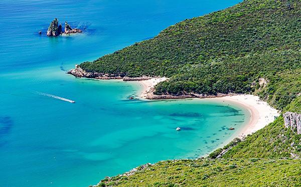 As mais belas praias de Portugal - Portinho da Arrábida, Sesimbra