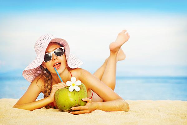 Benefícios do coco -FAZ BEM AO CORAÇÃO
