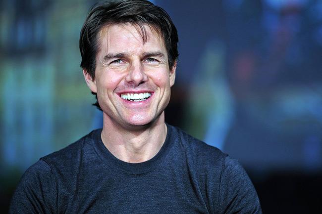 Profissões de famosos antes de serem conhecidos - Tom Cruise