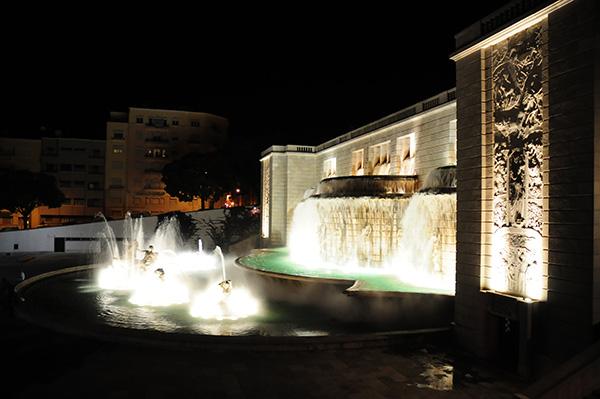As mais belas fontes do mundo: Fonte Luminosa – Lisboa, Portugal