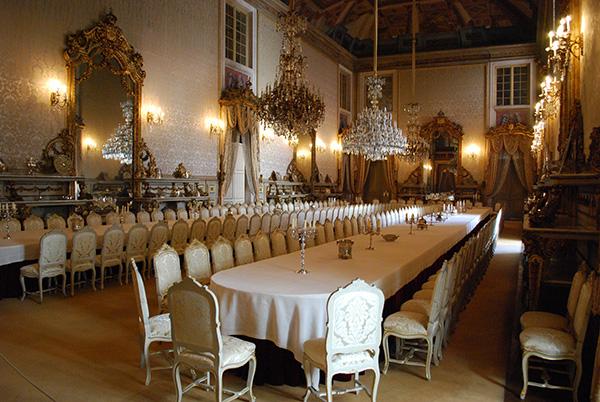 Palácios de Portugal - Palácio da Ajuda, Lisboa