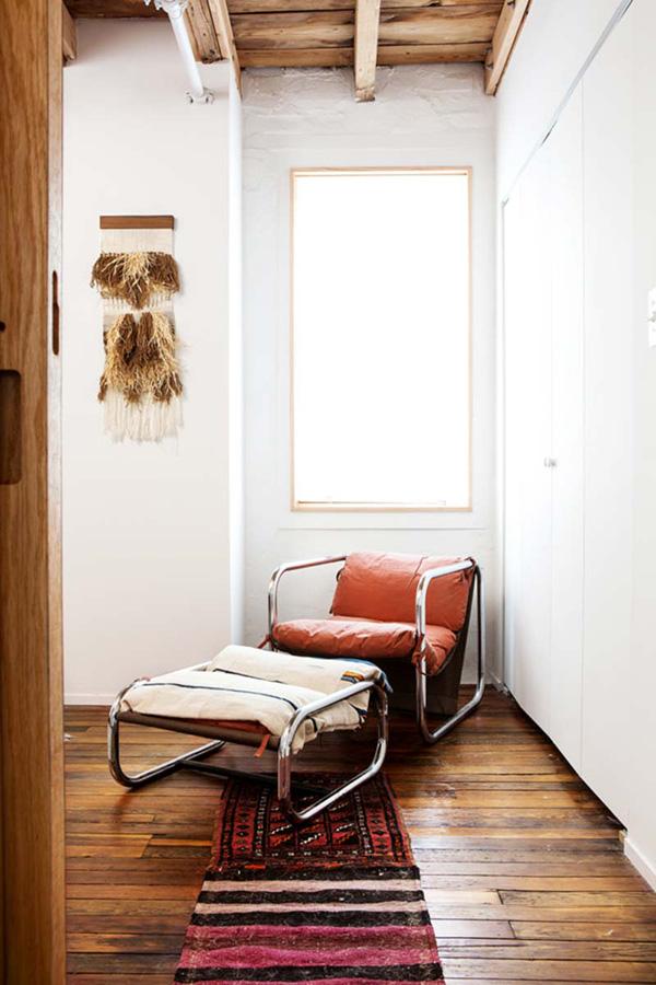 Dicas de decoração vintage e retro - cadeira retro