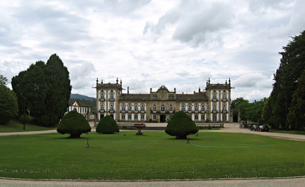 Palácios de Portugal - Palácio da Brejoeira, Viana do Castelo
