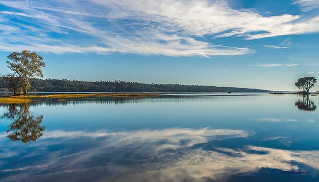 Barragens portuguesas - Barragem de Montargil