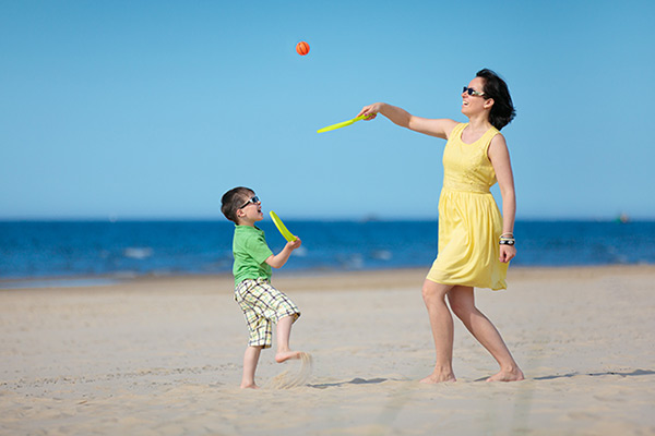 Dicas para treinar, queimar calorias e ter o corpo que deseja - ~Divirta-se com os jogos de praia