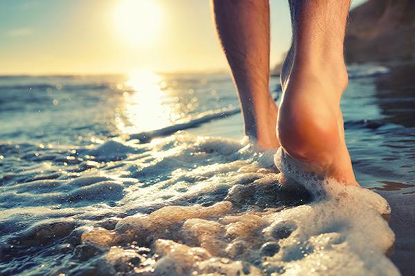 Dicas para treinar, queimar calorias e ter o corpo que deseja - Ande dentro de água