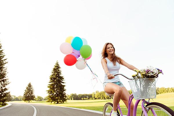 Dicas para treinar, queimar calorias e ter o corpo que deseja - Passeie de bicicleta