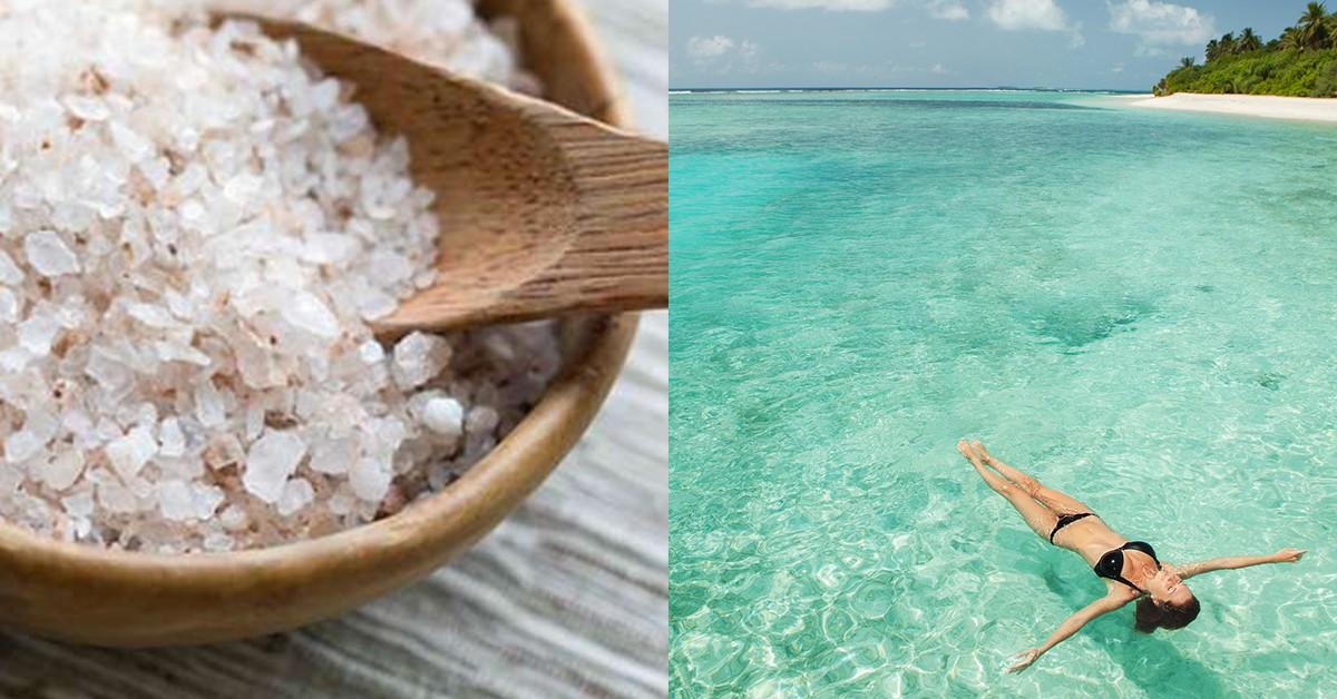 Água do mar – 7 benefícios para a sua saúde