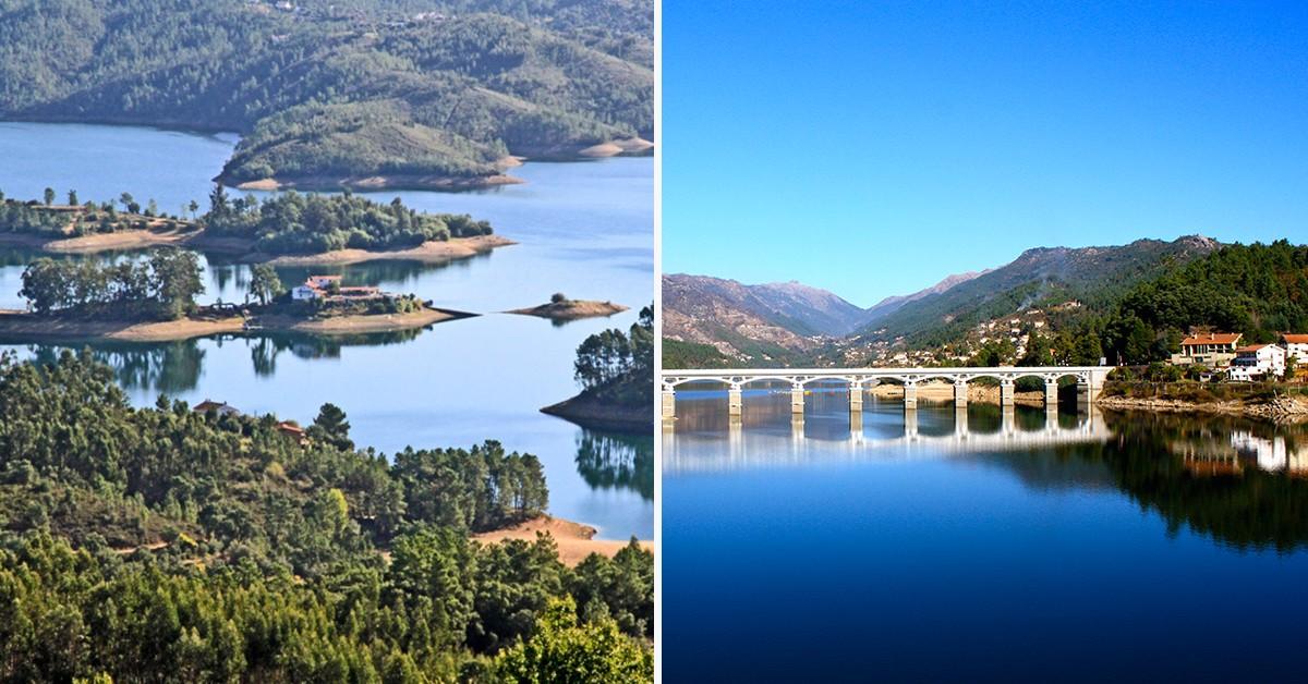 10 barragens portuguesas que tem de conhecer