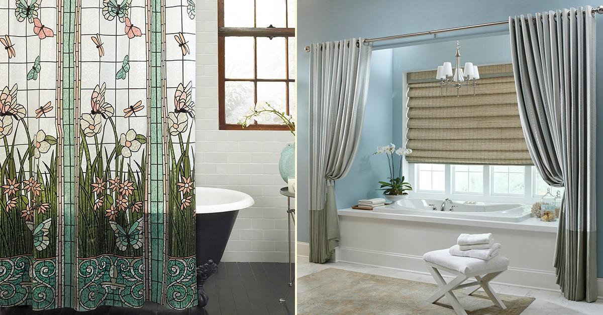 Tenha uma casa de banho mais bonita – 11 sugestões
