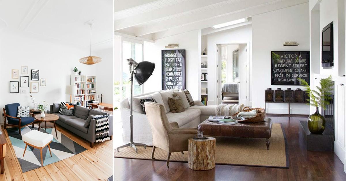 Dicas de decoração vintage e retro para uma casa de sonho