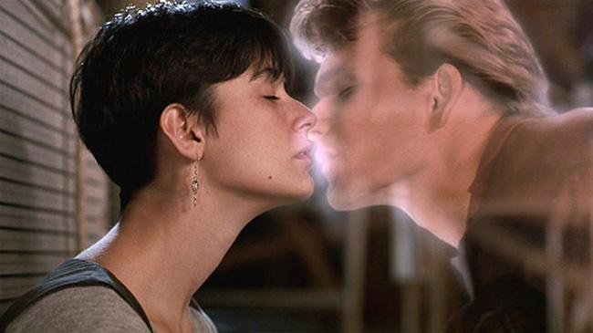 Formas diferentes de beijar - O beijo à cinema