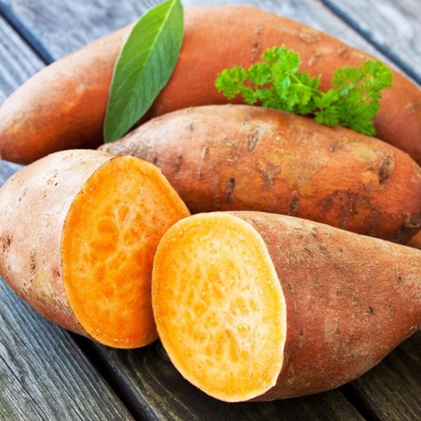 Benefícios da batata doce - É MUITO ANTIOXIDANT