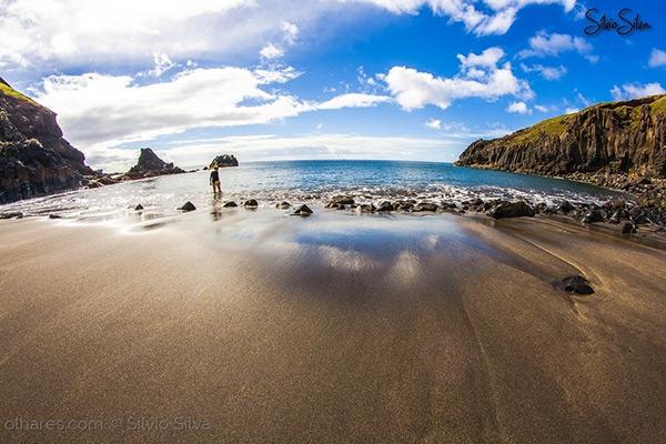 Praias do arquipélago da Madeira - Praia da Prainha - Caniçal, Ilha da Madeira