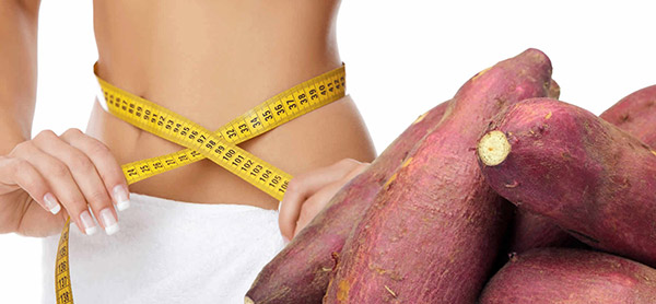 Benefícios da batata doce -AJUDA A PERDER PESO