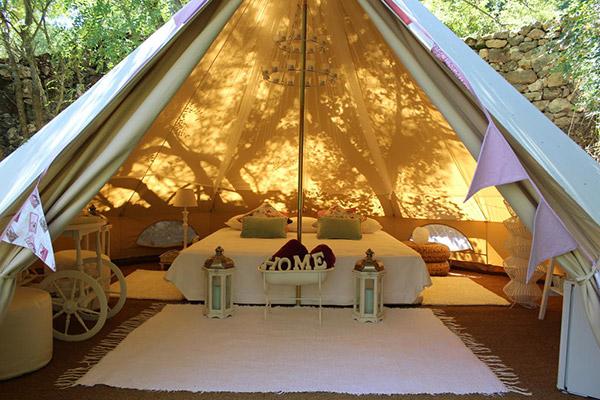 Glamping - acampar com conforto: Cascais