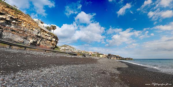 Praias do arquipélago da Madeira - Praia Formosa – Funchal, Ilha da Madeira