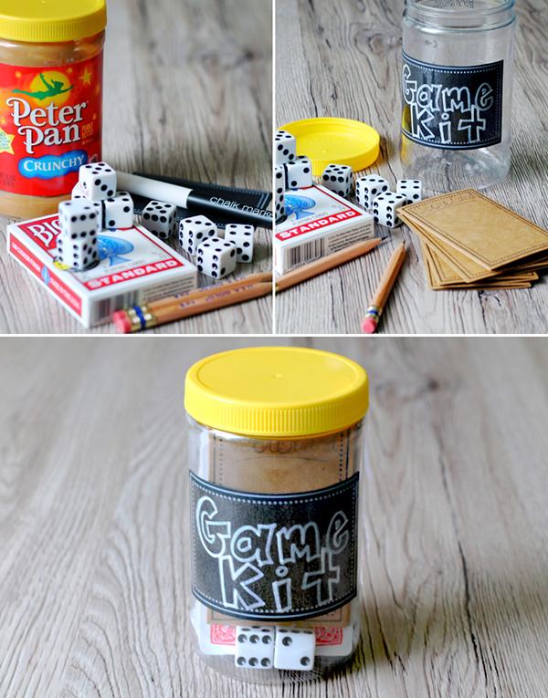 Um piquenique perfeito - prepare actividades lúdicas