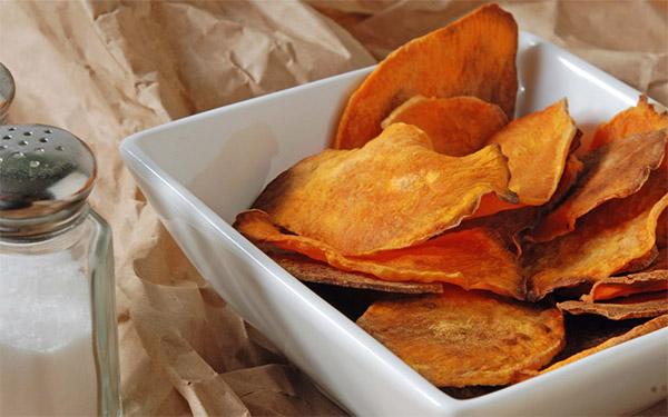 Benefícios da batata doce -CALMANTE NATURAL