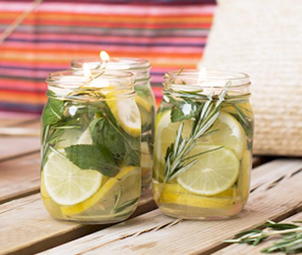 Usos surpreendentes do limão - aromatizador de ambientes