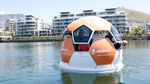 Barcos completamente loucos -