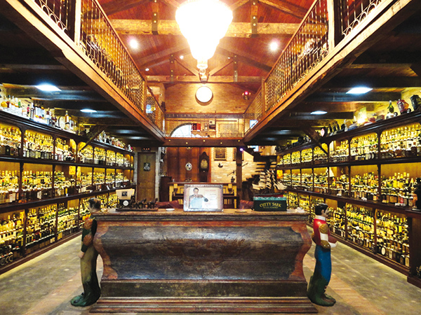 Coleções completamente loucas - coleção de whisky