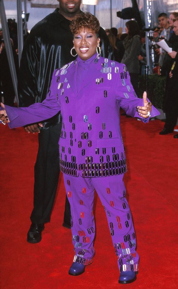 Os vestidos de gala mais controversos de sempre - Missy Elliott