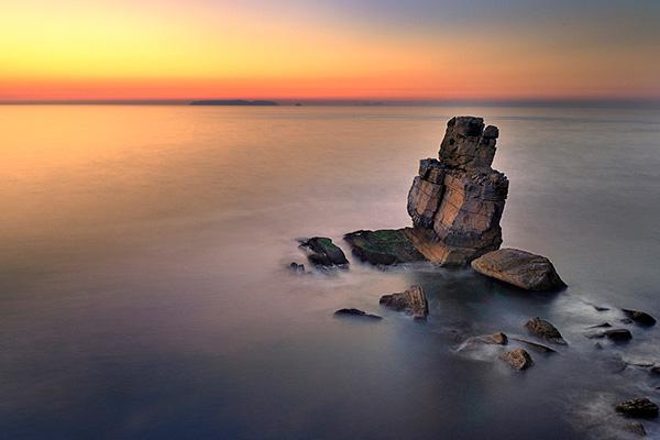 Cabos deslumbrantes de Portugal - CABO CARVOEIRO, Peniche
