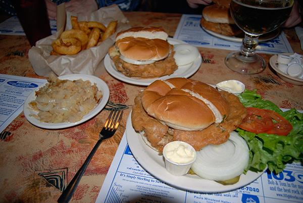 Pratos mais bizarros do mundo - sanduíche de cérebro de vitela