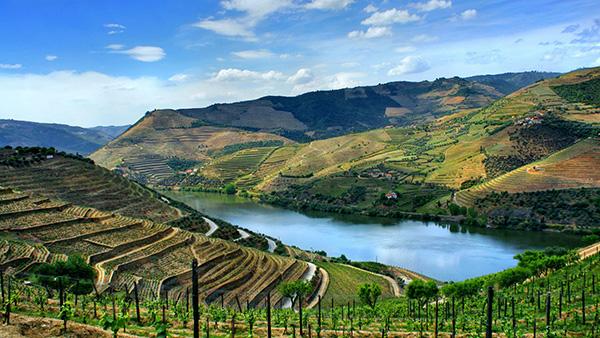 Alto Douro Vinhateiro - A Região Demarcada do Douro foi a primeira região vitivinícola do Mundo a ser demarcada e regulamentada
