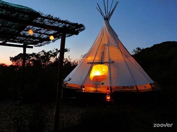 Glamping - acampar com conforto: Alentejo