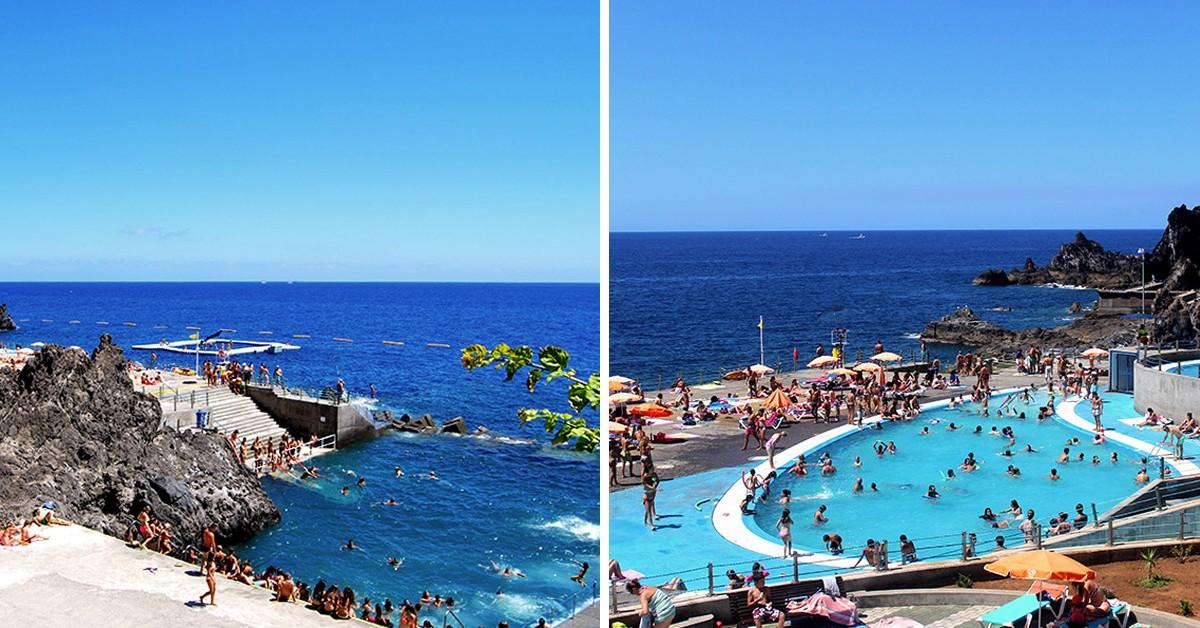 10 praias do arquipélago da Madeira que tem de conhecer