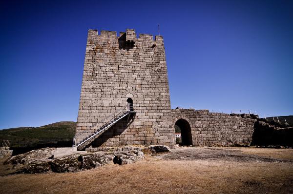 Aldeias históricas de Portugal - Linhares da Beira