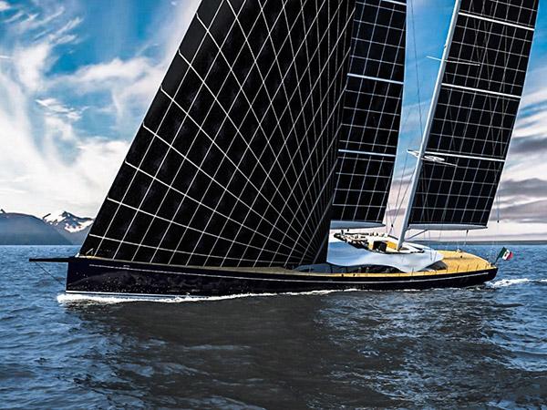 Barcos completamente loucos - barco a energia solar