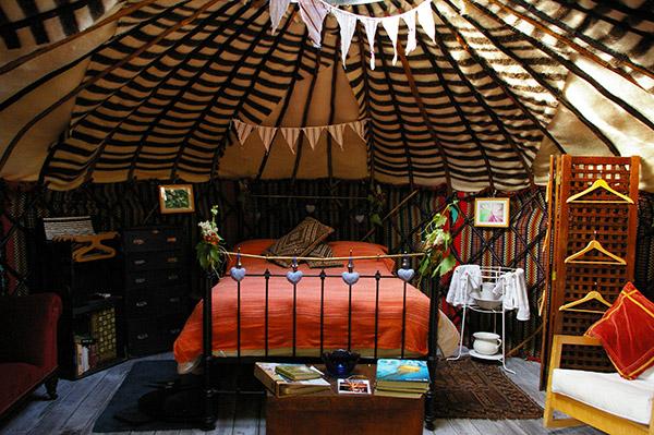 Glamping - acampar com conforto: Góis e Arganil