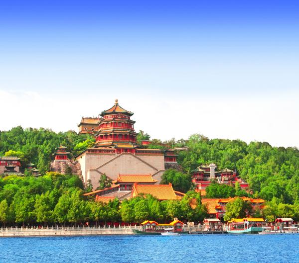 Palácios imponentes - Palácio Yiheyuan – Pequim, China