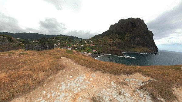 Praias do arquipélago da Madeira - Praia da Alagoa – Porto da Cruz, Ilha da Madeira