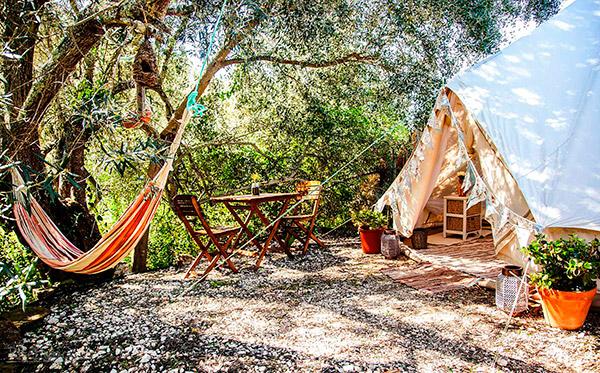 Glamping - acampar com conforto: Algarve