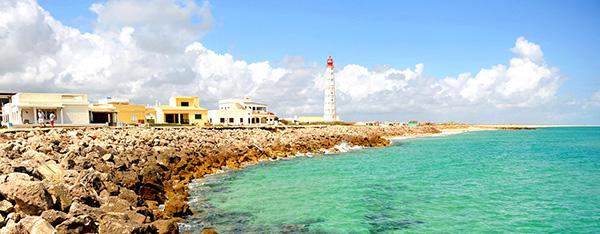 Cabos deslumbrantes de Portugal - CABO DE SANTA MARIA, Faro