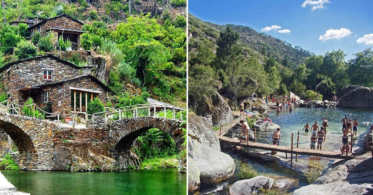 8 praias fluviais de Portugal que tem de conhecer
