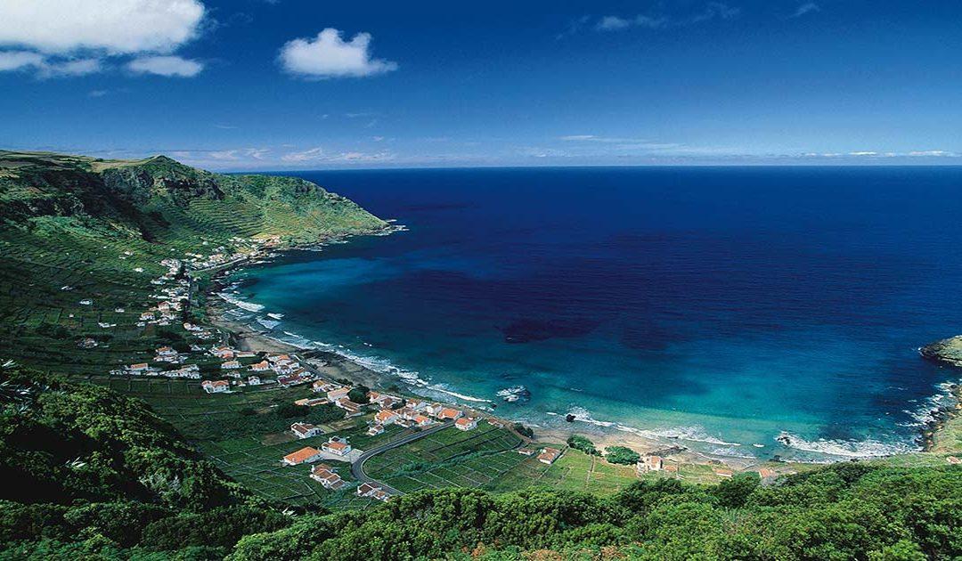 9 praias dos Açores que tem de conhecer