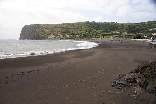 Praias dos Açores - Praia Almoxarife, Ilha do Faial