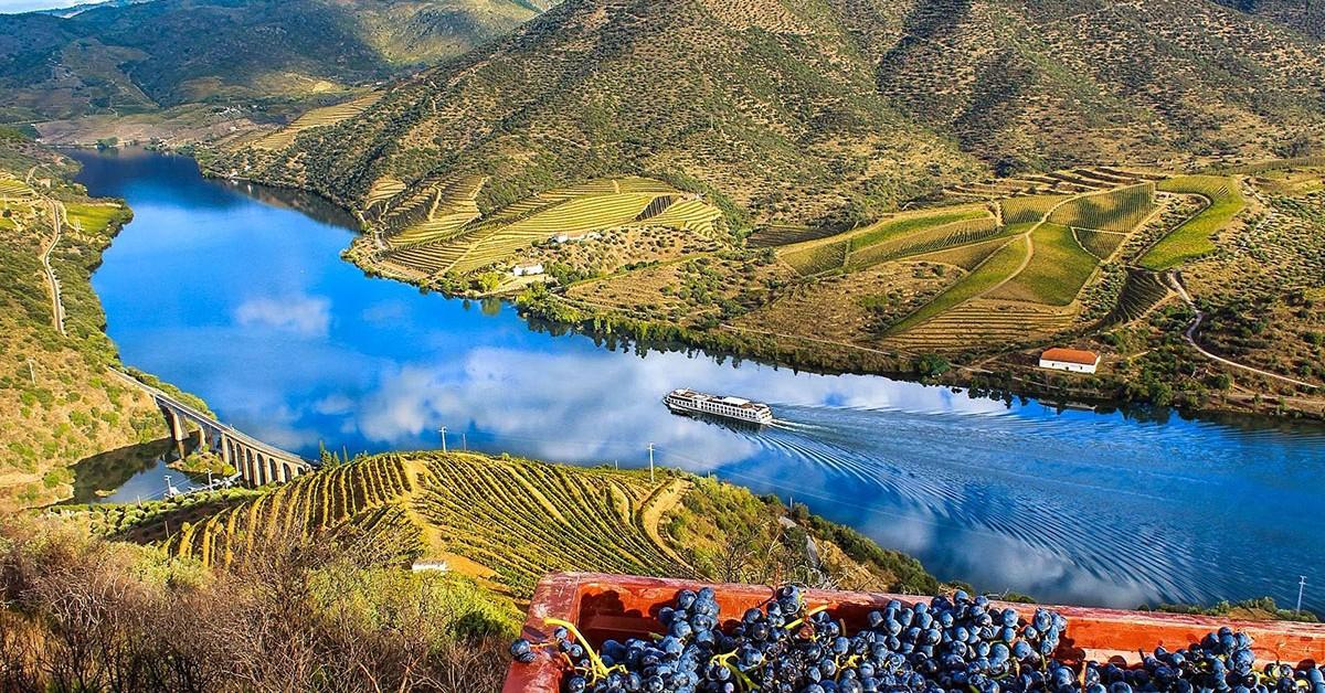 Alto Douro Vinhateiro – Um paraíso na Terra