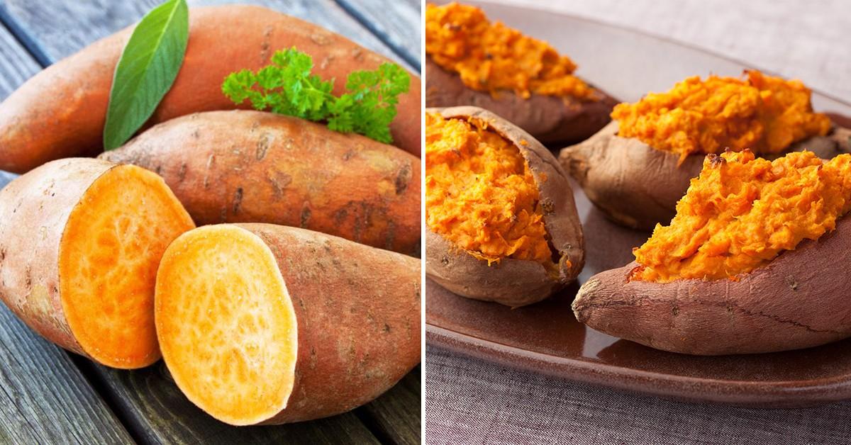 Dicas saudáveis: conheça os benefícios da batata doce